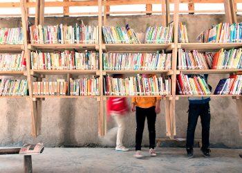 The Pinch, la biblioteca del villaggio di Shuanghe