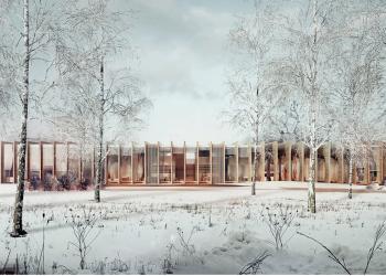 L'asilo di Guastalla dell'architetto Mario Cucinella