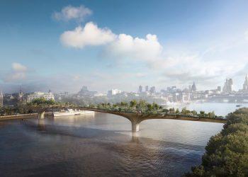 Londra, Garden Bridge