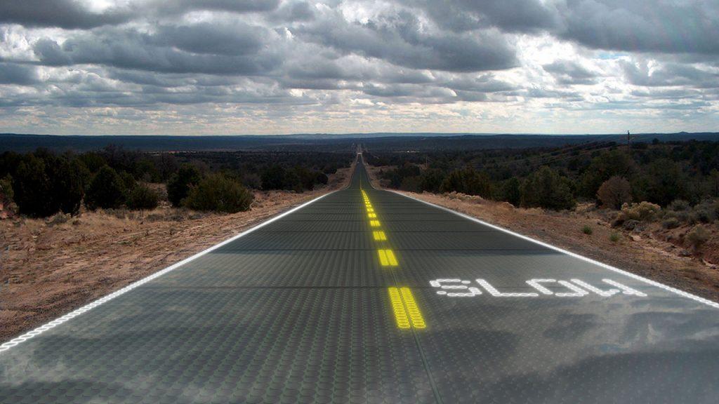 La Solar Roadways
