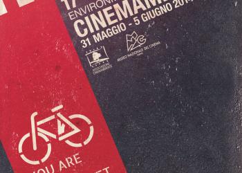 La locandina dell'edizione 2014 di CinemAmbiente