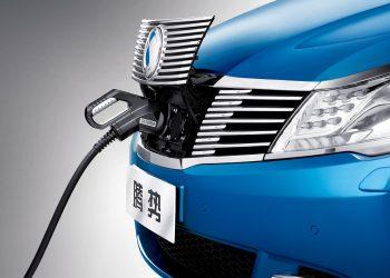 Auto elettriche in Cina