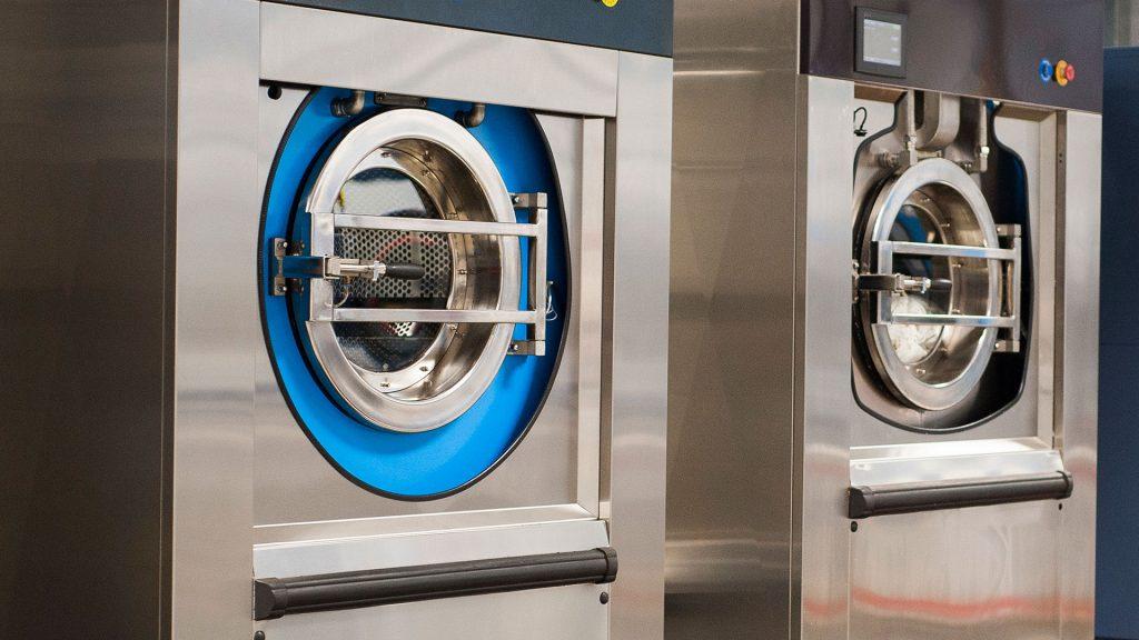 Una lavatrice Xerox a polimeri