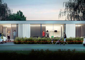 B10, la prima casa che produce più energia di quanta ne consumi