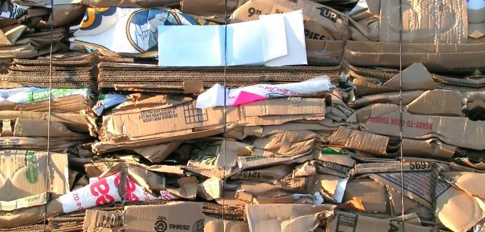 Carta da riciclare