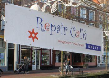 Repair Café, il caffè del riuso