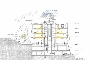 Heliotrope, la casa girasole