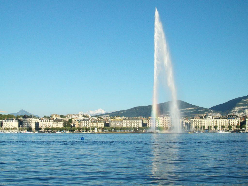 Lago di Ginevra, microplastiche