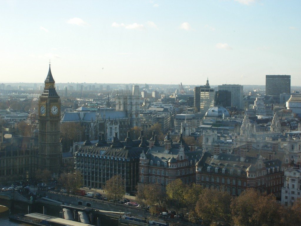 Inquinamento a Londra