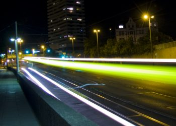 Glowing Lines in Olanda
