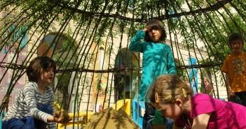 Kagome, il parco giochi vivente di Vienna