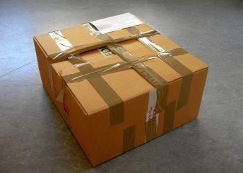 Un pacco pronto per un trasloco