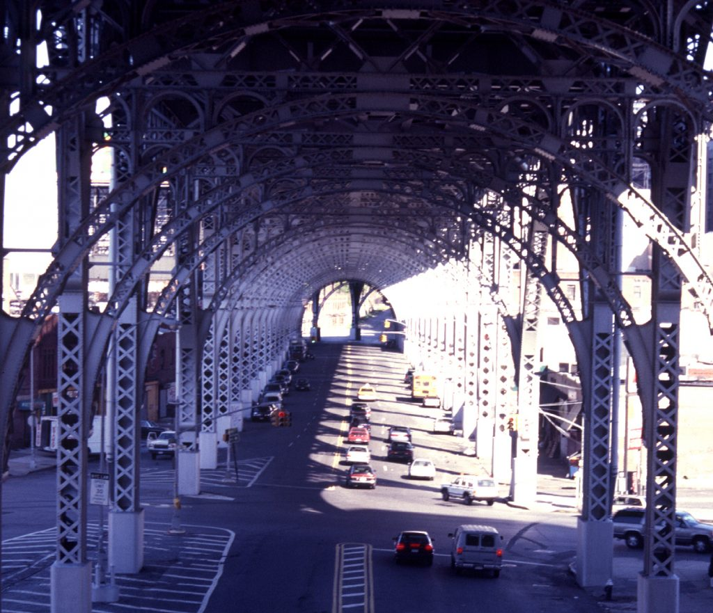 Un viadotto