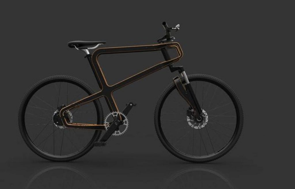 La bicicletta Boske