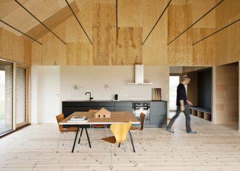 La Brick House di Nyborg