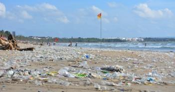 Bali, inquinamentio