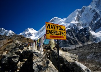 L'Everest sotto tutela