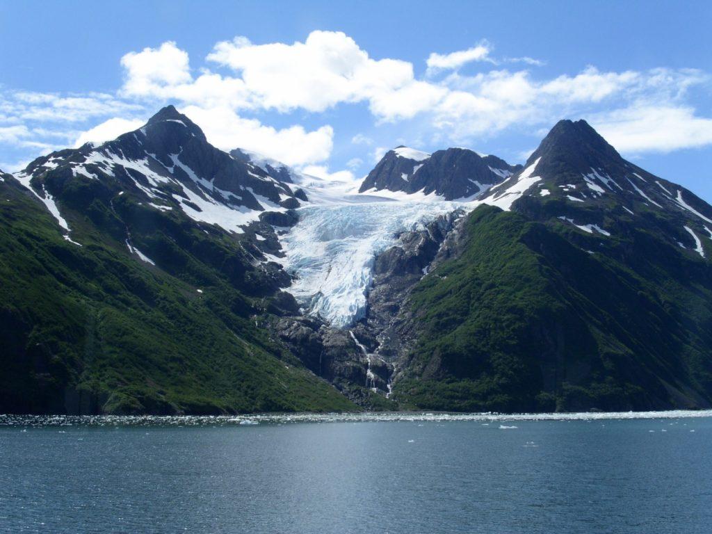 Un ghiacciaio