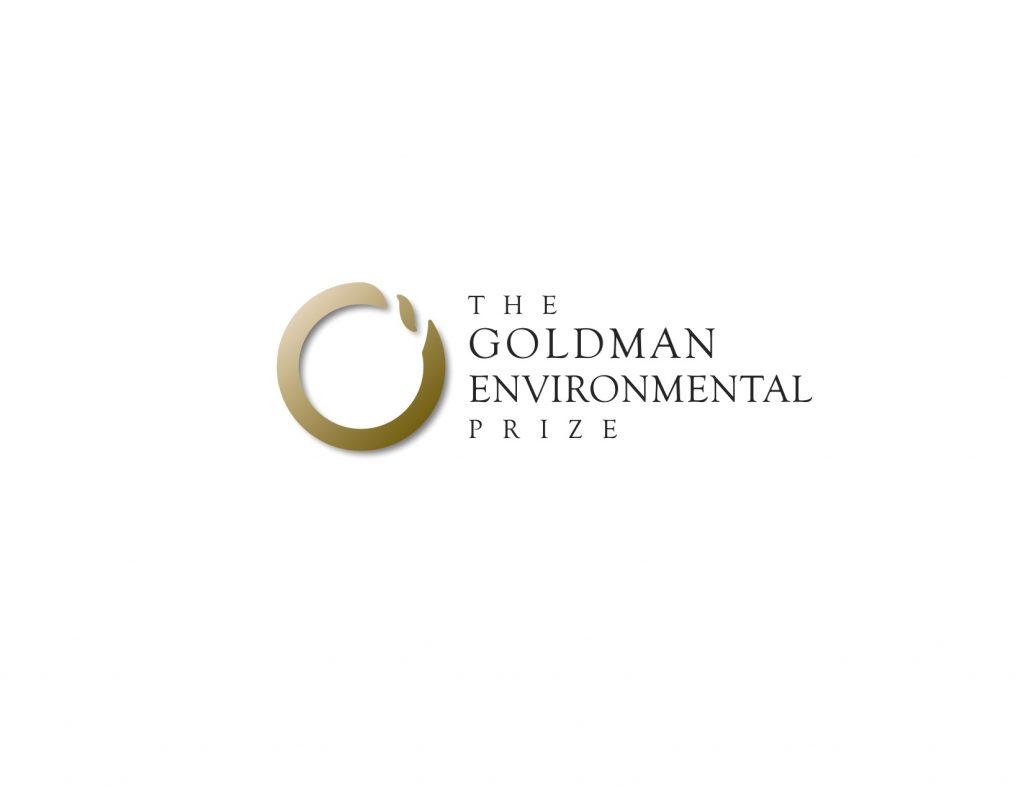 Il logo del Nobel per l'ambiente