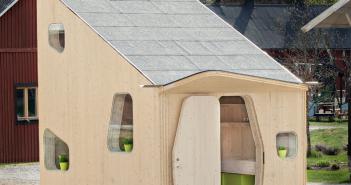 La Smart Student House dello Studio Tengbom