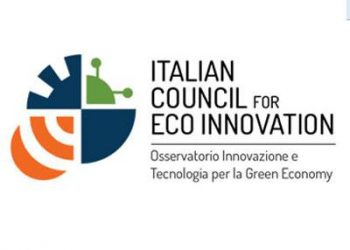 Logo dell'italian Council for Eco Innovation