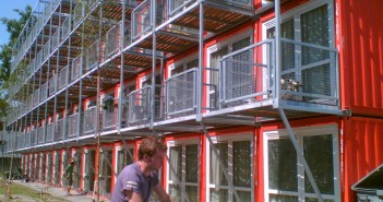 Amsterdam, Tempohousing