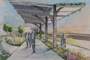 Solar Walk, George Washington University