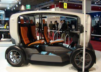 La Ecletic Venturi, l'auto elettrica progettata in Corea