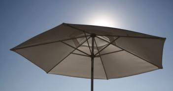 Un ombrellone