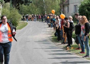 La catena umana che in Polonia si è opposta all'apertura di 6 miniere
