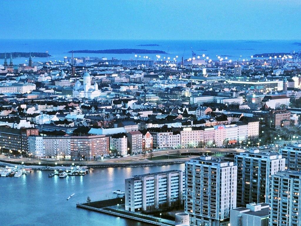 Entro il 2025 helsinki sar senza automobili private for Capitale finlandese