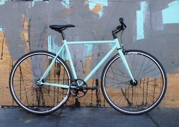 Un modello di bicicletta Lumen