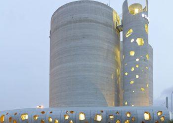 I silos dello Studio VIB Architecture
