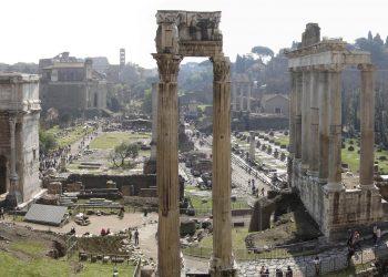 I Fori Imperiali di Roma, uno dei luoghi del cuore