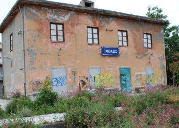 La stazione ferroviaria dismessa di Randazzo