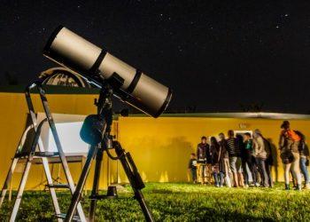 Un telescopio pronto per osservazioni astronomiche