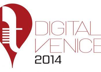 Il logo della Digital Venice 2014