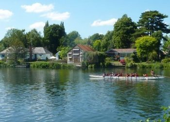 Living on water (foto: http://www.bacahomes.co.uk/)