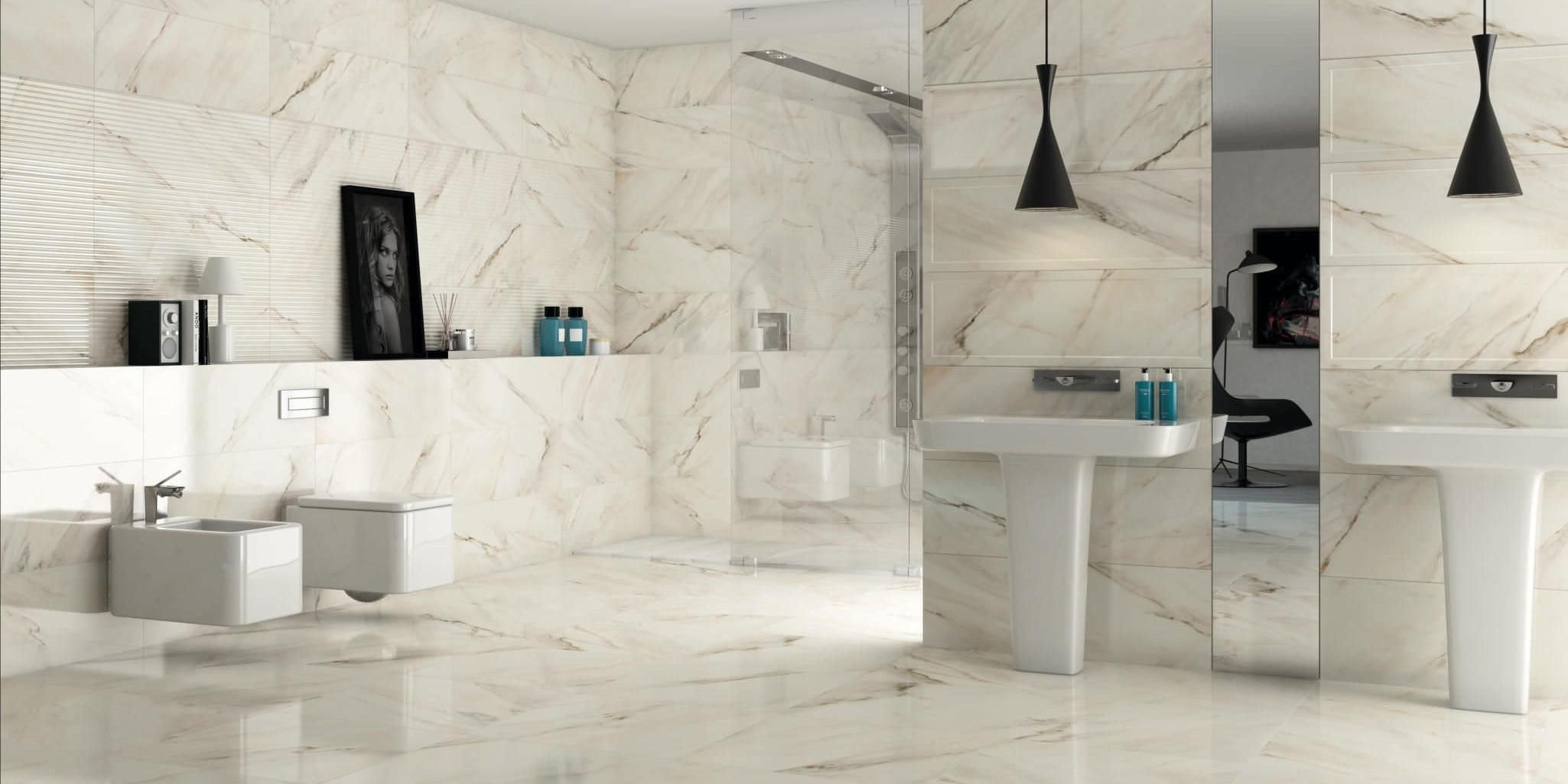 Come possiamo pulire il marmo in maniera ecologica - Pulire piastrelle bagno ...