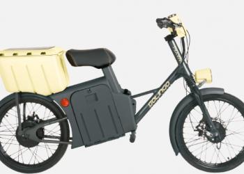 Lo scooter elettrico Solingo