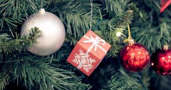 Un albero di Natale addobbato (foto: freeimages.com)