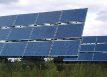 Un modulo fotovoltaico (foto: Wikipedia)