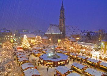 Il mercatino di Natale di Bolzano (foto: www.santamariaapparente.com)