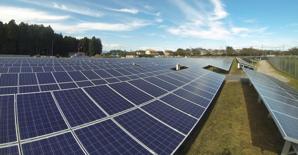 Un parco solare (foto: www.impiantisolarinews.it)