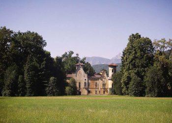 Il castello di Mirandolo (foto: http://www.fondazionecosso.com/)
