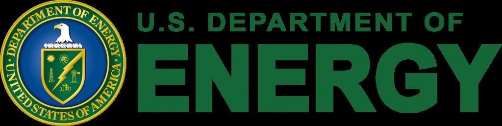 Il logo del Dipartimento USA per l'Energia (foto: imgkid.com)