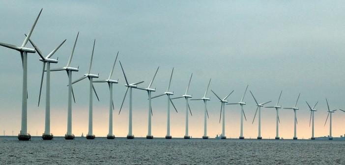 Un impianto di generazione dell'energia eolica (fot: http://www.protectia.eu)