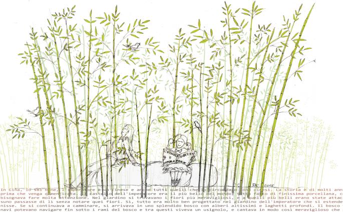 Giardino dell'usignolo di Kačič & Lidén Landscape Architects con Az.agr. Monte San Pantaleone (TS)