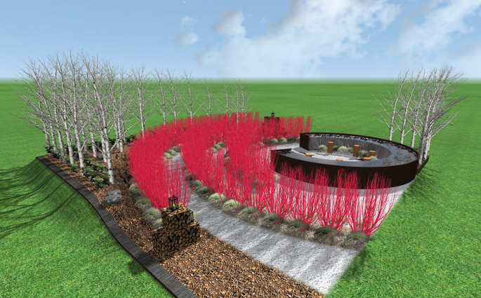 Il giardino dei semplici...il percorso della natura alla scoperta di un giardino... di Lucia Panzetta designer con Eurogarden Delle Vigne, Giardini Arioldi e Giardini Zambelli (MN)