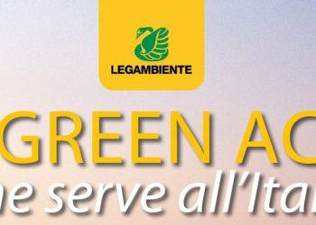 Il manifesto di presentazione dell'iniziativa di Legambiente (foto: www.filcacisl.it)